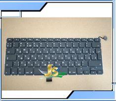 "100%NEW Keyboard For Macbook pro 13"" A1278 Russian RU Keyboard 2009 2010 2011 2012 2013 Year Nail That Deal http://nailthatdeal.com/products/100new-keyboard-for-macbook-pro-13-a1278-russian-ru-keyboard-2009-2010-2011-2012-2013-year/ #shopping #nailthatdeal"
