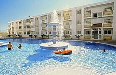 Ibiza hotel. Great price for an amazing location