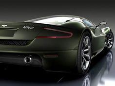 Aston Martin AM V10