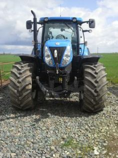 New Holland T7.250 #Tractor
