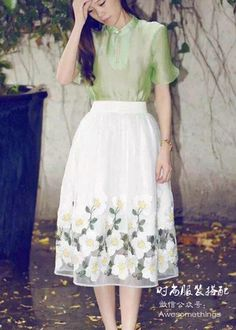 裙子_时尚服装搭配