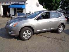 Check out this 2011 Nissan Rogue S Only 40k miles. Guaranteed Credit Approval or the vehicle is free!!! Call us: (203) 730-9296 for an EZ Approval. $20,495.00.