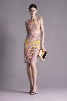 Mary Katrantzou - Resort 2015 - Look 35 of 35