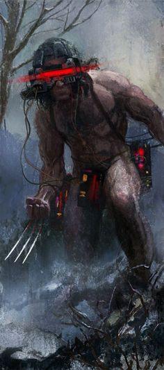 #Wolverine X-Weapon