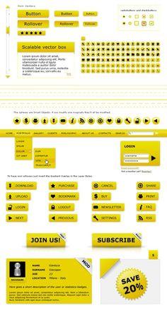 Web-kit-interface-layout-pa