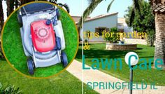 Achieve a healthy and beautiful lawn through the proper care and maintenance of lawn experts.
