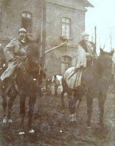 95 years ago in Bucharest: King Ferdinand & Queen Marie   Diana Mandache Historian & Author