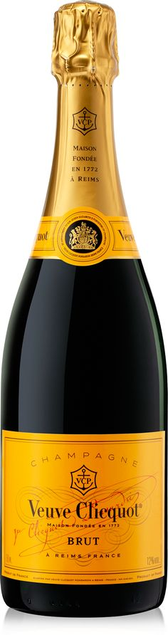 Champagne Veuve Clicquot: Cuvée Brut Carte Jaune - Veuve Clicquot | Veuve Clicquot