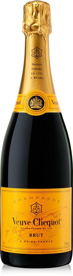 Champagne Veuve Clicquot: Cuvée Brut Carte Jaune - Veuve Clicquot   Veuve Clicquot