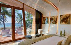 The luxurious beach house resort where the Kardashians stayed in Thailand - hellomagazine.com