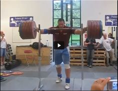 Unreal Strength... #crazy #video