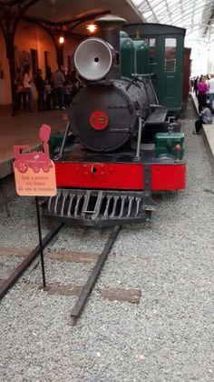 Antiga estacao ferroviaria em Curitiba