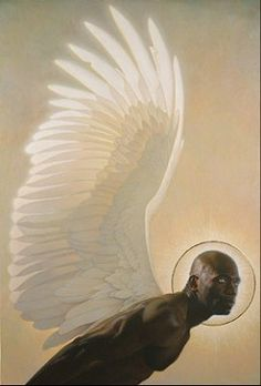 Thomas Blackshear The Watcher  Limited Edition Print #ThomasBlackshear #Art