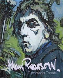Alan Pearson: Expressionist Portraits Alan Pearson  RRP ($A) 99.95 H/B Publisher: Alexandra Stewart Press ISBN: 9780473170752