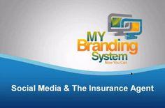 Social Media & The Insurance Agent