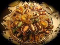 Algerian Sweets & Treats: Almond-Stuffed Dates