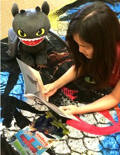 Back to school means back to story time! Tell your class the greatest story from the book, 'Dragon Mountain Adventure'.