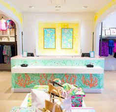 Introducing Lilly Pulitzer- The Summit in Birmingham