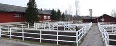 Pferdestall Finnland