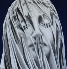 La vierge voilée Portrait, Laundry, Passion, Blog, Pastel Paper, Acrylics, Virgos, Laundry Room, Headshot Photography