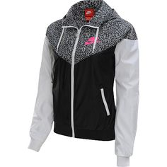 Nike Hooded Chevron Sportswear Jacket Ships within 7 days. Sporty Outfits, Nike Outfits, Nike Fashion, Fashion Outfits, Nike Windrunner Jacket, Workout Attire, Workout Wear, Cute Jackets, Running Jacket