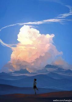 Hanyijie, Blue Sky