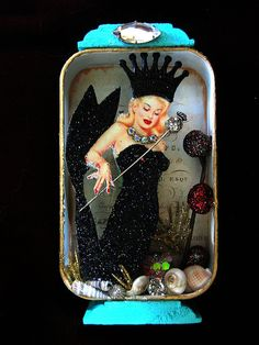 Altoids tin - Close your eyes..... remember the first time you saw Wizard of OZ? Relive that memory and,,,,,,,,,,,,,,, try not to smile.