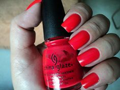 Rose Among Thorns (China Glaze) by Eda14, via Flickr
