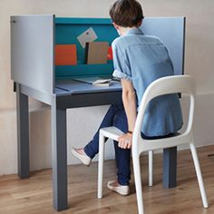 The multifunctional desk created by Polish designer Agata Nowak.