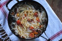 The Final Verdict On Martha's 9-Minute, One-Pot Pasta Recipe  http://www.prevention.com/food/one-pot-pasta-recipe