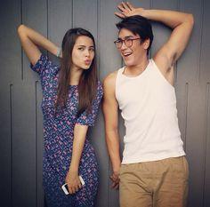 Nadech yaya Sweet Couple, Thailand, Asian, Celebrities, Blouse, Beautiful, Dresses, Women, Outfits