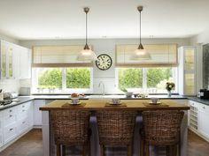 Kuchyně v rodinném domě