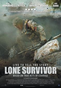 Du sang et des larmes (Lone Survivor) Taylor Kitsch, Mark Wahlberg, Action Film, Action Movies, Lone Survivor Movie, Survivor 2013, Navy Seals, Movies To Watch, Good Movies