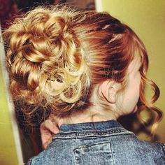 beautiful prom hair | Hairstyles and Beauty Tips