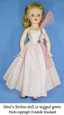 Revlon Doll by the Ideal doll co.