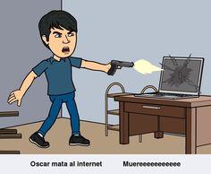 Muere internet