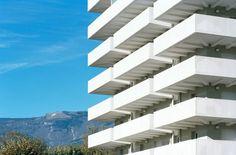 Logements набережной де-ла-Graille, Гренобль, 2014 - ECDM architectes, работающем