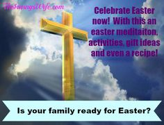 Get your family ready for Easter   The Savings Wife