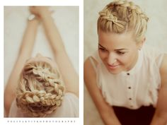 Braid - cool style for natural hair