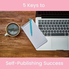 5 ways to be a successful self-published author. Grammar Help, Kinds Of Story, Timing Is Everything, Surefire, Writing Help, Self Publishing, Christmas Themes, 5 Ways, Are You The One