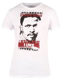Holmes Brothers Mens Steve Biko T-Shirt Holmes Brothers, Steve Biko, Lifestyle Store, Cool Outfits, Mens Tops, T Shirt, Clothes, Nice Outfits, Tall Clothing
