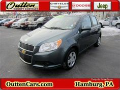 2011 #Chevrolet #Aveo, 34,683 miles, listed on CarFlippa.com for $10,995 under used cars.