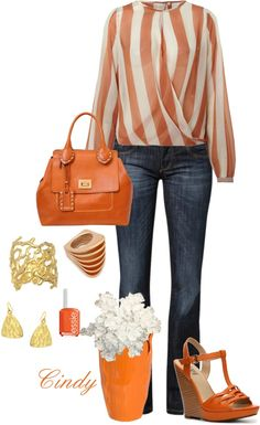 A fashion look from February 2013 featuring sleeveless tops, blue jeans and wedge shoes. Browse and shop related looks. Diva Fashion, Look Fashion, Spring Fashion, Autumn Fashion, Fashion Outfits, Womens Fashion, Fashion Design, Fashion Trends, Summer Outfits