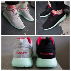 Yeezy taught you well. Nike Roshe Run #sneakers