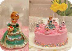 Super sweet b-day cake Birthday Party Images, Birthday Cake Girls, Birthday Celebration, Birthday Parties, Today Is Your Birthday, Best Birthday Wishes, Happy Birthday Vintage, Retro Birthday, Boston Cream Pie