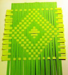 Weaving Geometric African Motifs: Part 2