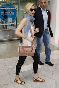 Sienna Miller Photos - Sienna Miller Spotted at Nice Airport - Zimbio