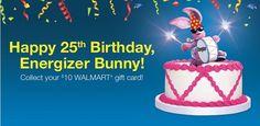 NEW+$1+off+Energizer+++Walmart+Bunny+Bucks+Promotion+(Great+Deal+on+Batteries)