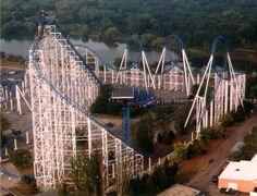 Shockwave - Six Flags Great America