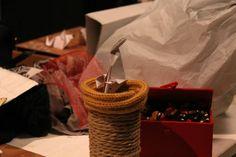 Topolino origami cade nella pignatta. Leggi il resoconto del @etsy #craftparty leccese. #bynadialab #origami #postonmyblog  Read on http://bynadialab.blogspot.it/2015/01/etsy-craft-party-lecce-le-mani.html